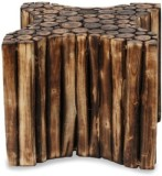 Acme Production Solid Wood Bar Stool (Fi...