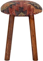 Natural Fibres Export Fabric Bar Stool(Finish Color - NA)