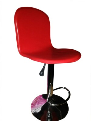 Furniture First Mustangg Half-leather Bar Stool