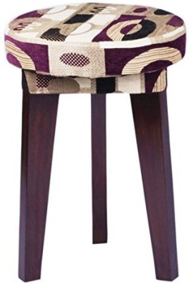 Mubell Tecido Solid Wood Bar Stool