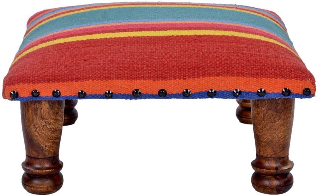 View Natural Fibres Export Fabric Bar Stool(Finish Color - NA) Furniture (Natural Fibres Export)