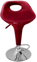 Arena Synthetic Fiber Bar Stool(Finish Color - Wine Red)