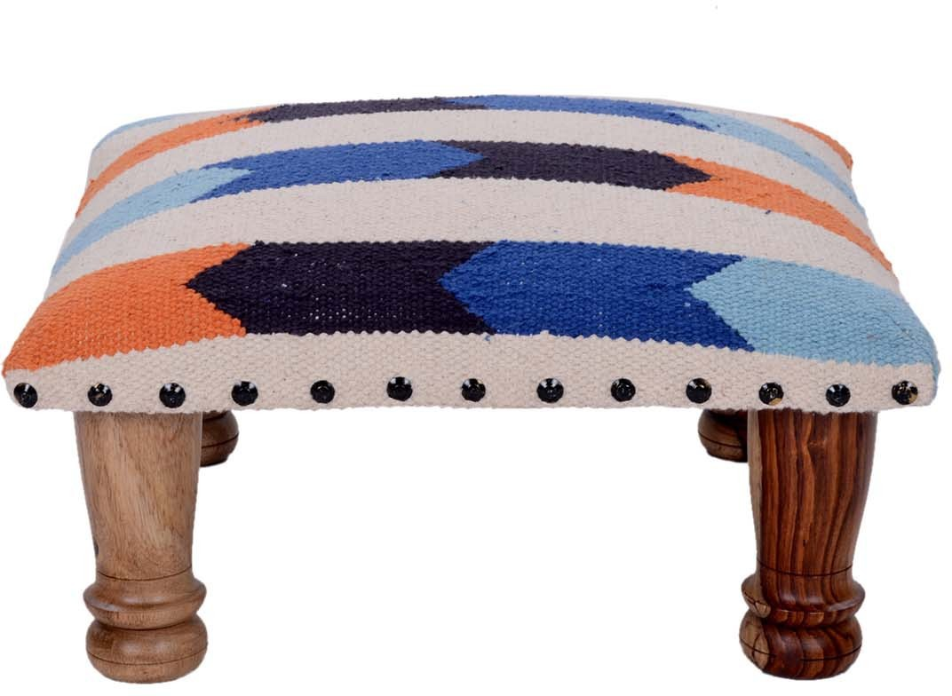 Natural Fibres Export Fabric Bar Stool