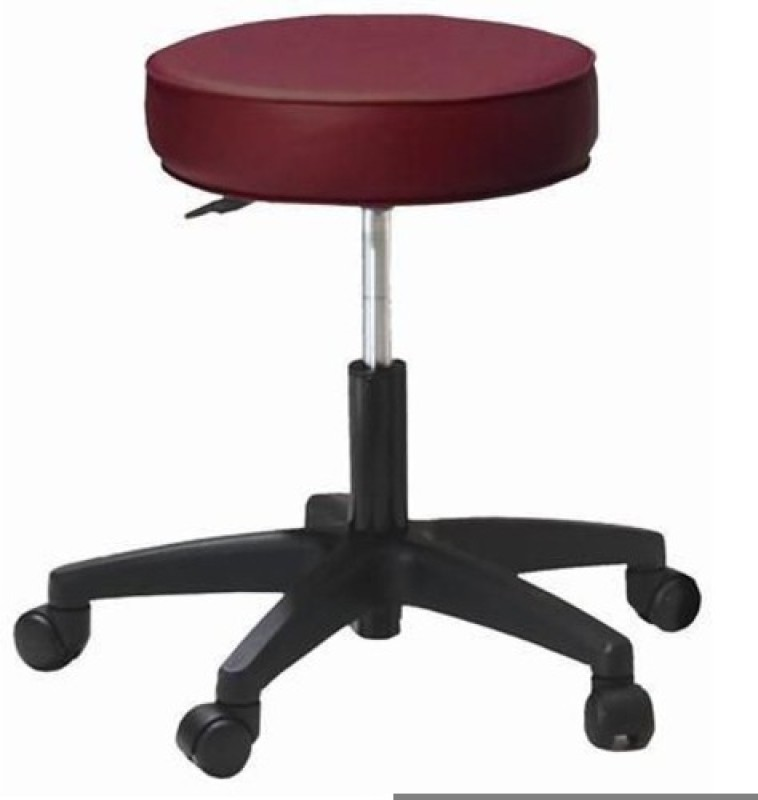 SJC Foam Bar Stool(Finish Color - Maroon)