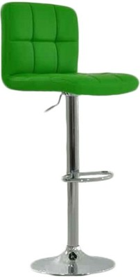 Exclusive Furniture Metal Bar Stool(Finish Color - Green)