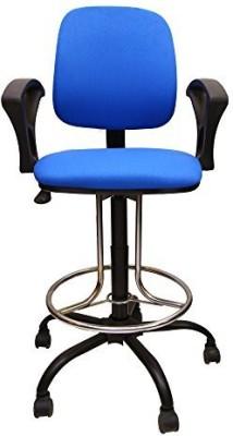 Mavi Fabric Bar Chair