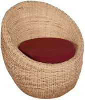Designo Cane Bar Chair(Finish Color - Caniesh Brown)