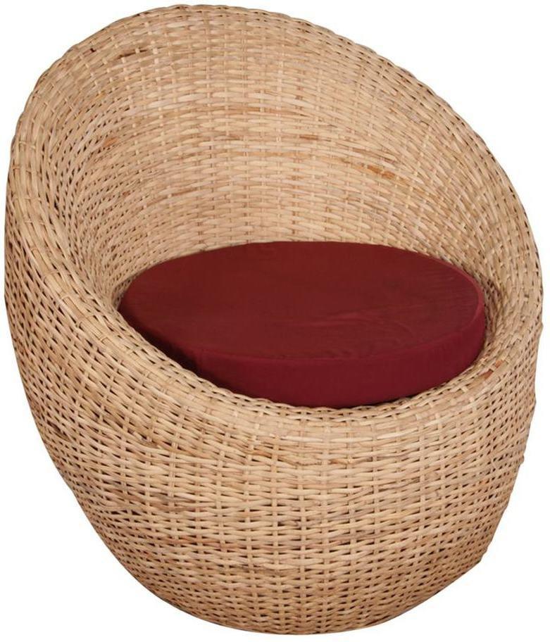 View Designo Cane Bar Chair(Finish Color - Caniesh Brown) Furniture (Designo)