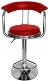 Mavi Half-leather Bar Chair (Finish Colo...