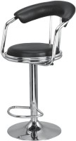 STC Leather Bar Stool