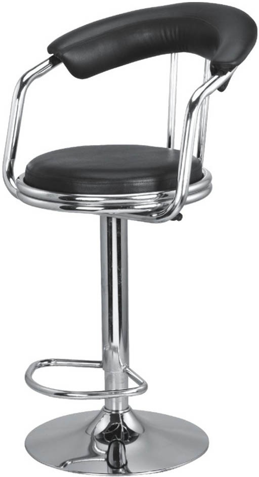 View STC Leather Bar Stool Furniture (STC)