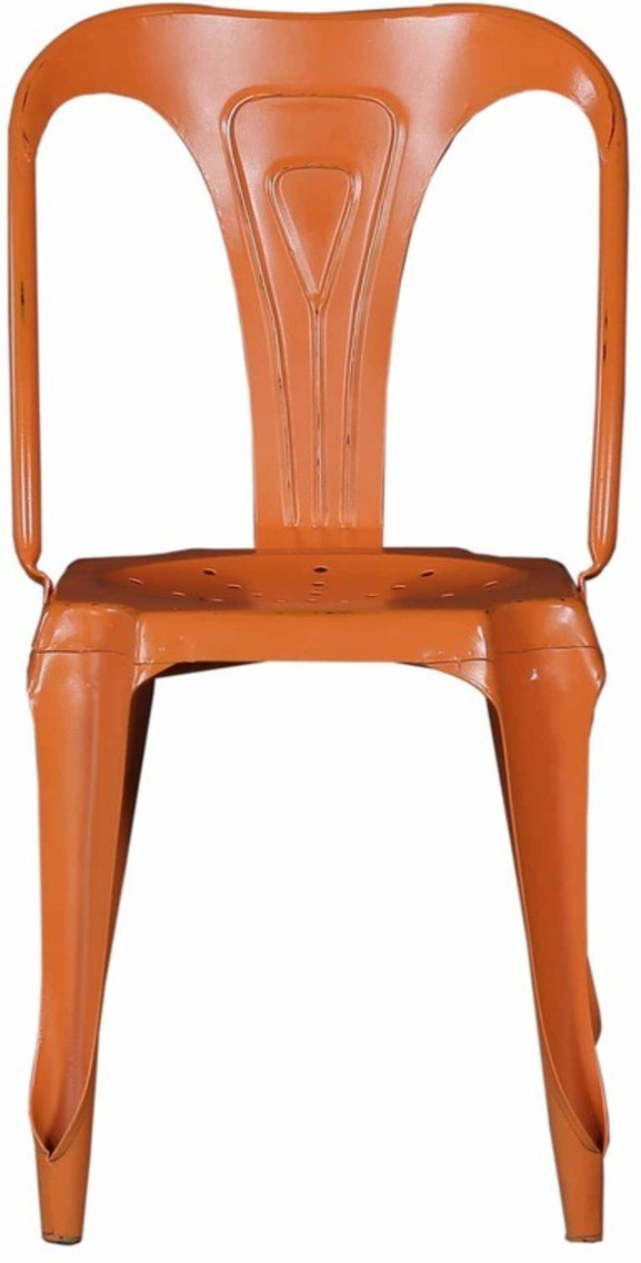 View The Maker's Point Metal Bar Chair(Finish Color - Oranges) Furniture (The Maker's Point)