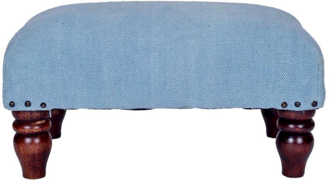 Natural Fibres Export Fabric Bar Stool class=