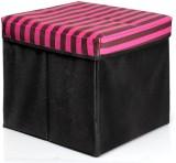 SRS Fabric Bar Stool (Finish Color - Bla...