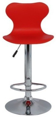 DEVICE IN LION Leatherette Bar Stool