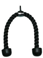 Mor Sporting Pull Down Rope Triceps Bar