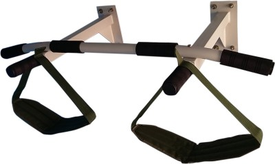 Mh Jim Equipments Pull Up Bar With ab Strap Pull-up Bar