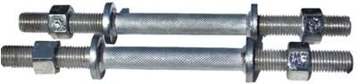 Three Diamond Rod 14inch Steel Weight Lifting Bar