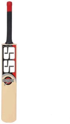 SS Club Vellum Kashmir Willow Cricket  Bat