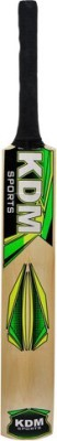 Kdm Sports Won Series Poplar Willow Cricket  Bat