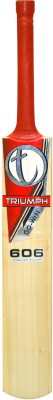 Triumph 606 English Willow Cricket  Bat