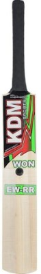 KDM Sports EW-RR Poplar Willow Cricket  Bat
