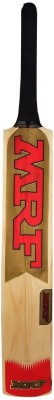 MRF Wizard Poplar Willow Cricket Bat