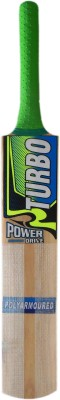 TURBO POWER DRIVE (THICK BLADE) Poplar Willow Cricket  Bat