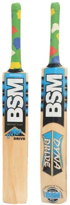 BSM Dyna Drive-Blue Willow Cricket  Bat