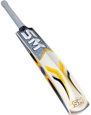 SM Striker Plus Kashmir Willow Cricket  Bat