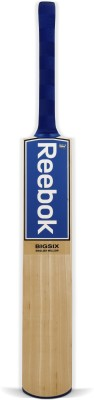 Reebok Big Six English Willow Cricket  Bat