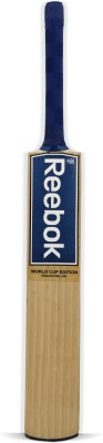 Reebok World Cup Edition English Willow Cricket  Bat