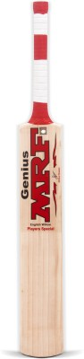MRF Genius Sikhar Dhawan Players Special English Willow Cricket  Bat
