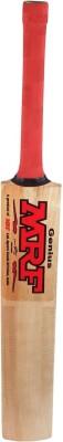 MRF Genius Kashmir Willow Cricket  Bat