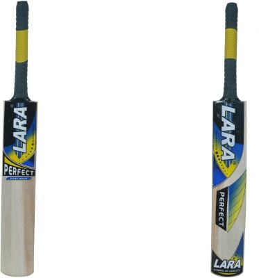 Lara Perfect Kashmir Willow Cricket  Bat