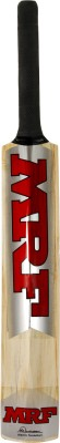 MRF GENIUS Poplar Willow Cricket Bat