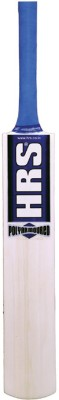 HRS Poly Armoured Poplar Willow Cricket  Bat