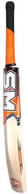 SM Acc 18 Middler Kashmir Willow Cricket  Bat