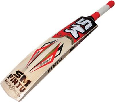 SM Pintu Sultan English Willow Cricket  Bat