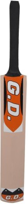 AS GD Poplar Willow Cricket  Bat(Short Handle, 450 g)