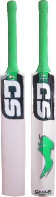 Ceela Kashmir Special (with Grain Face) Short Handle Kashmir Willow Cricket  Bat