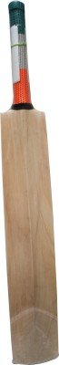 THREE WICKETS Tricolor Kashmir Willow Cricket  Bat