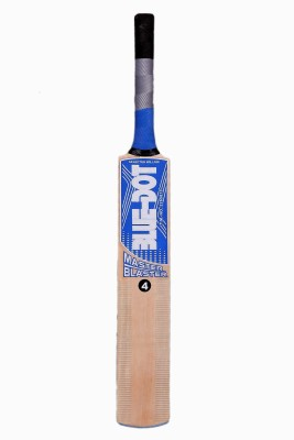 Blue Dot Master Blaster Leather Kashmir Willow Cricket  Bat