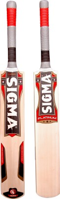 CE Sigma Platinum Kashmir Willow Cricket  Bat