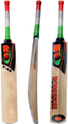RS ROBINSON T-20 English Willow Cricket Bat