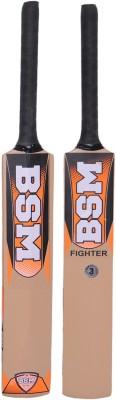BSM Fighter Willow Cricket  Bat