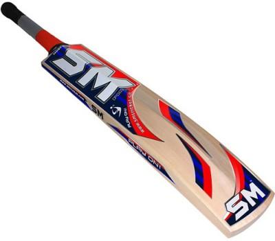 SM Milestone Kashmir Willow Cricket  Bat