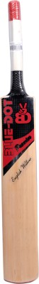 Blue Dot Leather Premium E.W. English Willow Cricket  Bat