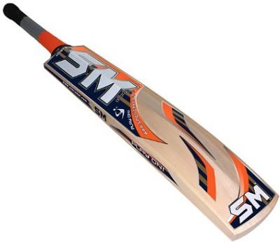 SM Rafter Kashmir Willow Cricket  Bat