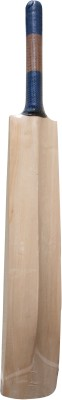 THREE WICKETS Blue Label Kashmir Willow Cricket  Bat